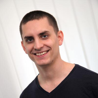 Portrait Simon Doppler